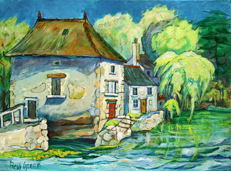 86 Old French Mill (SOLD)