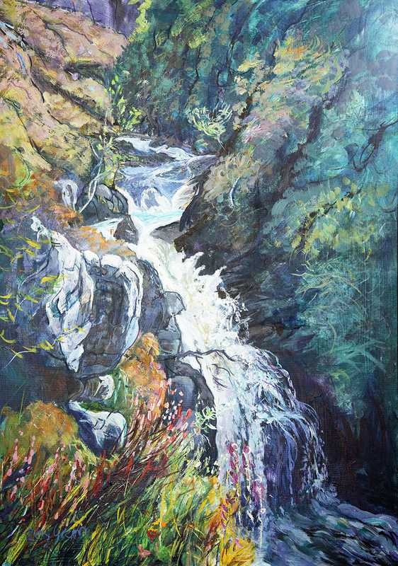 114 Waterfall (SOLD)
