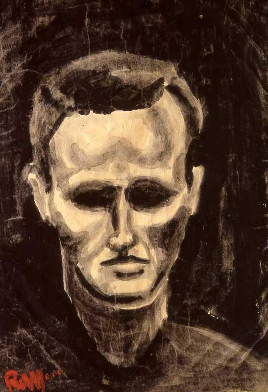2. Self-portrait 1