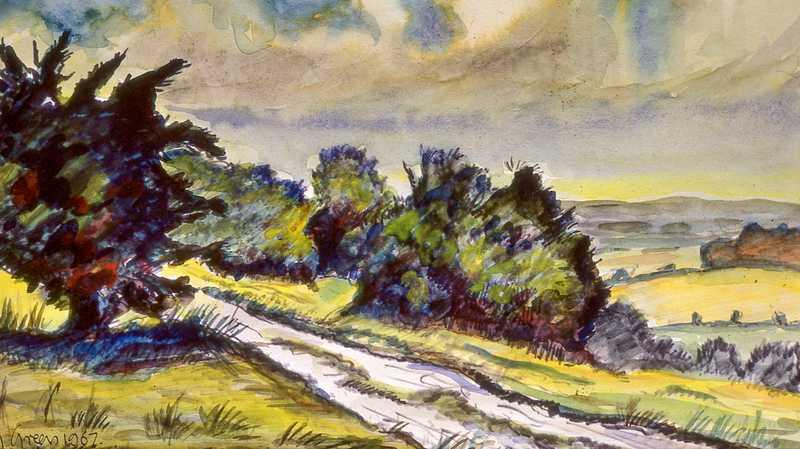 20. Hampshire Downs way