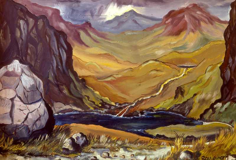 29. Wild Scottish landscape