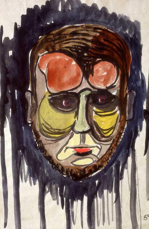 3. Self-portrait 2
