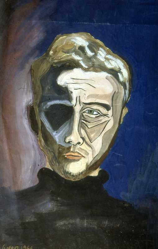 4. Self-portrait 3