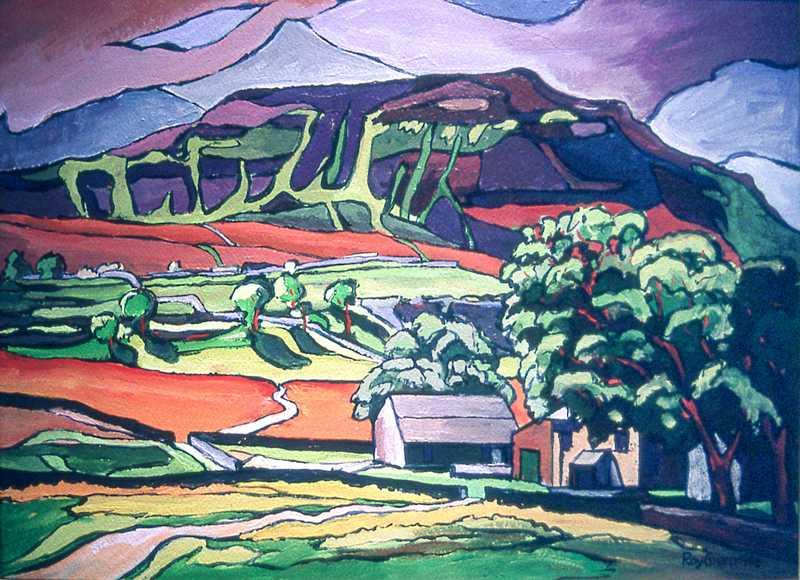 58. Wild Yorkshire landscape
