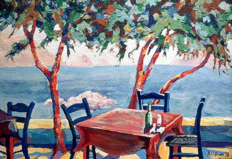 60. Taverna table